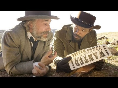 Django Unchained - Blu-ray Trailer