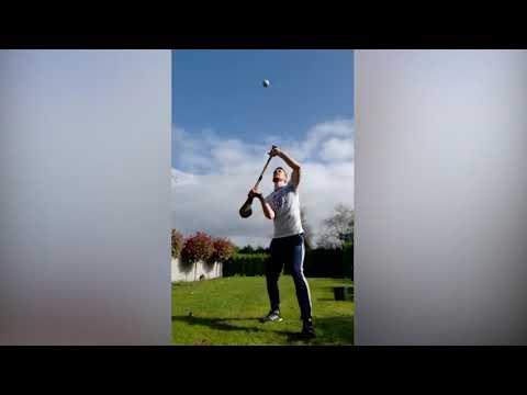 Dublin Hurlers Skill Challenges- Week 2