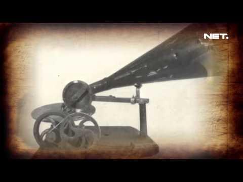 IMS - Sejarah pertama kali musik direkam