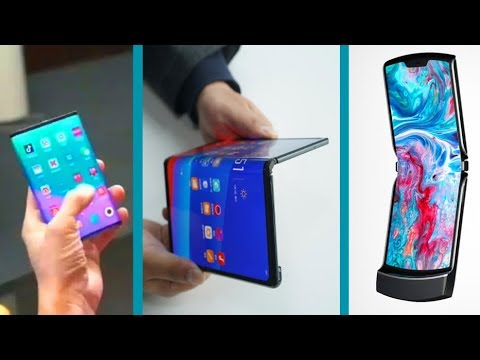 Upcoming Foldable Phones 2019 - Other than Samsung and Huawei