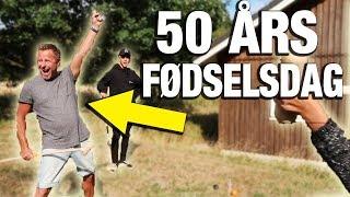 FAR BLIVER 50 ÅR!