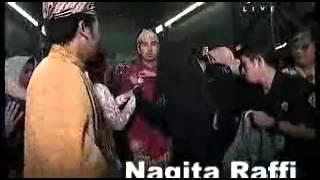 The Blusukan 6 Desember 2014   Raffi dan Nagita