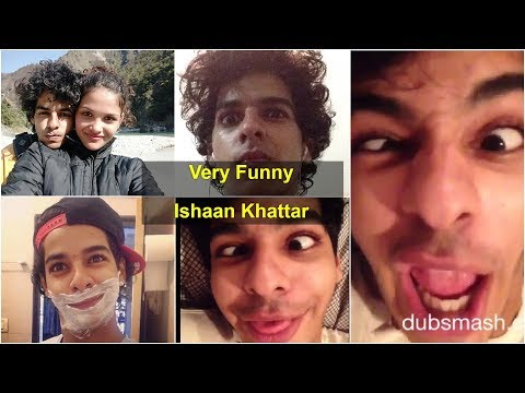 ISHAAN KHATTAR **** Very Funny VIDEOS**** and his Amazing Dance