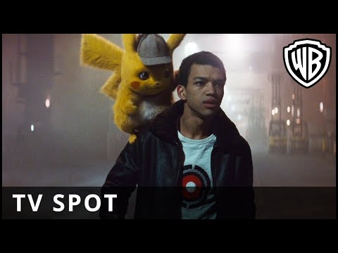POKÉMON Detective Pikachu – TV Spot - Warner Bros UK