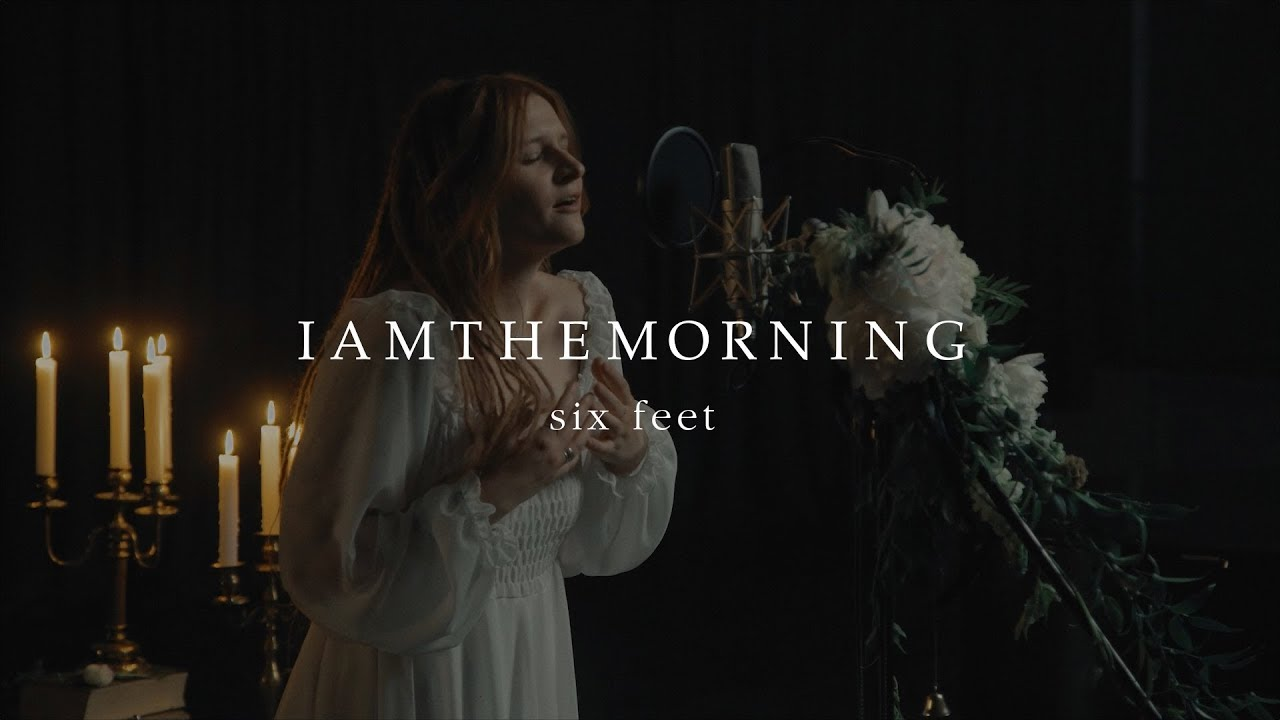 "Iamthemorning - ""Six Feet""のライブ映像を公開 新譜「The Bell」2019年8月2日発売 thm Music info Clip"