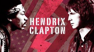 "#6 - JIMI HENDRIX et ERIC CLAPTON, le ""clash"" !"