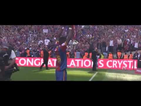 Wilfried Zaha - Best Bits At Crystal Palace FC