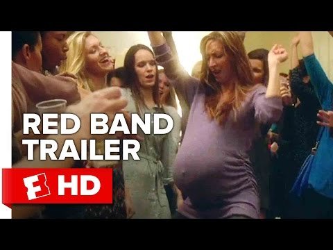 Bad Moms Red Band TRAILER 1 (2016) - Mila Kunis, Kathryn Hahn Comedy HD