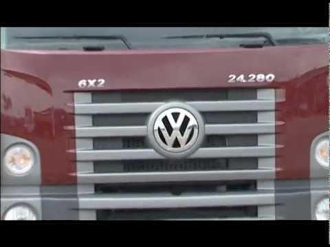 Vw Of America >> Video release VW Constellation Advantech 24.280 - YouTube