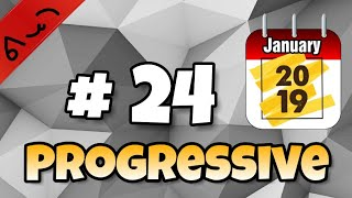 # 24 | 85 wpm | Progressive Shorthand | January 2019