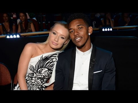 Iggy Azalea Calls off Engagement with Nick Young. Says She couldn't Rebuild Trust in Him.