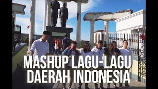 Download Lagu MASHUP Lagu-Lagu Daerah Indonesia Gratis STAFABAND