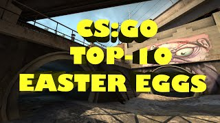 CS:GO - Top 10 - Easter Eggs [TÜRKÇE]
