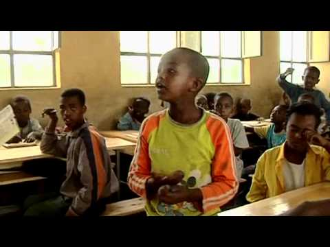UNICEF: Schools for Africa - Thank You (with voice over)