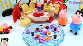 ChiChi ToysReview TV - Trò Chơi chiếc xe hiện đại chuyên dành cho đi  cắm trại picnic