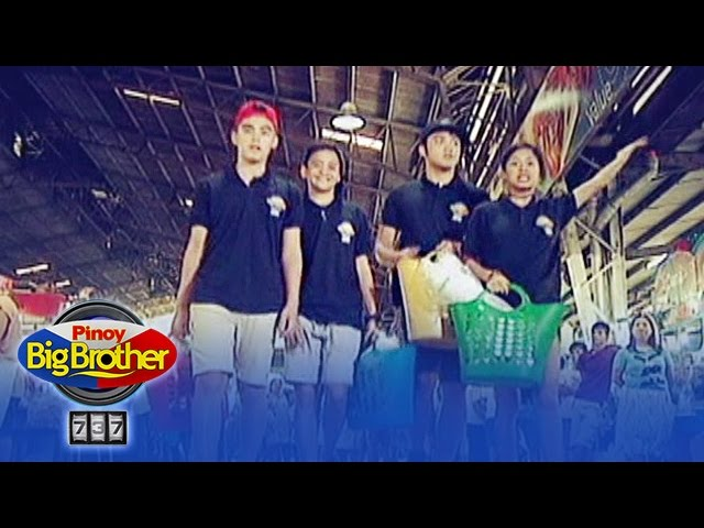 PBB 737 Update: Teen Big 4 goes to the market