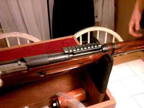 How to Scout Scope Mount Mosin Nagant 91/30 M44