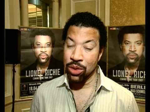 Lionel Richie interview on his music and long longevity