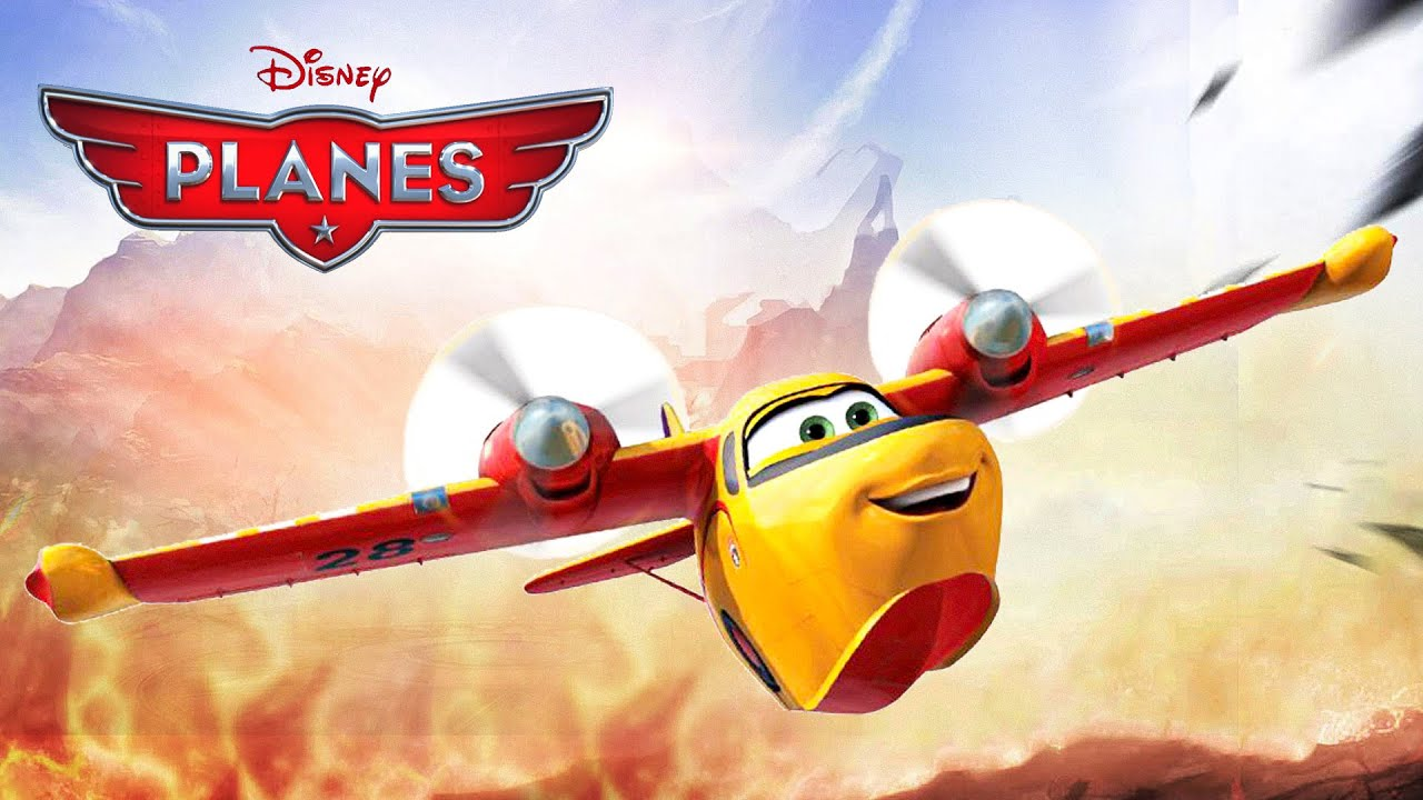Planes - Disney - Pixar - ENGLISH - Animation - Dusty Crophopper (Videogame - Gameplay)