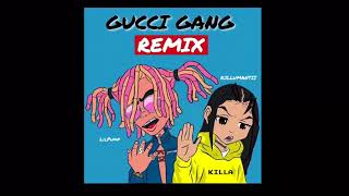 download lagu Lil Pump- Gucci Gang Killumantii Remix gratis
