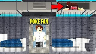 I Helped A POKE FAN Escape PRISON.. You Won't Believe How We ESCAPED! (Roblox)