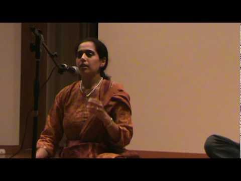 Pratibha Damle - Ugavala chandra punvecha (Natyasangeet)