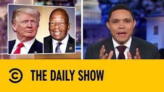 "Donald Trump Claims Democrats Are Playing the ""Race Card"" 