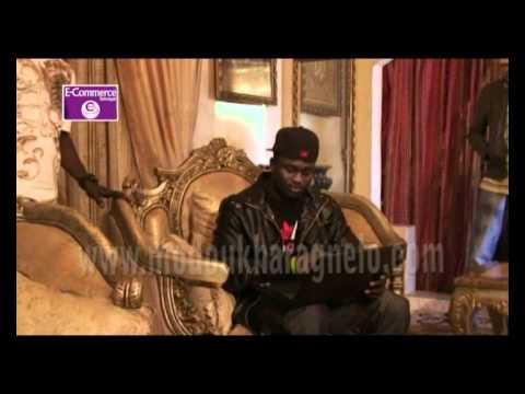 Retour de Modou Lo à Dakar ce 25/12/2011