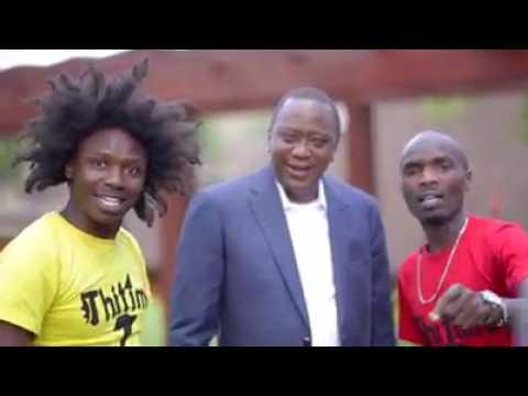 Kymo And Stigah of Thitima Anthem ft Uhuru Kenyatta