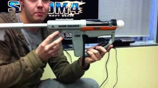 Socom 4 - Playstation Move Sharp shooter