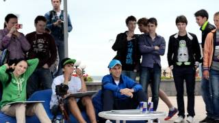 Red Bull Street Style 2012 Vladivostok Freestyle Football Final