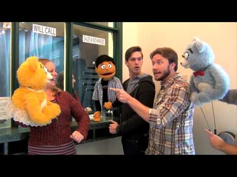 A Message from the cast of Avenue Q