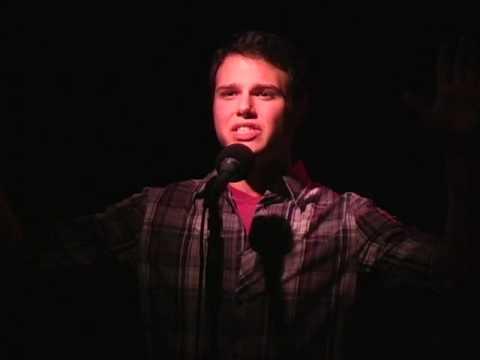 Brad Greer sings This Is Not Me