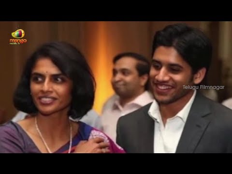 Naga Chaitanya Mother & Actor Nagarj...