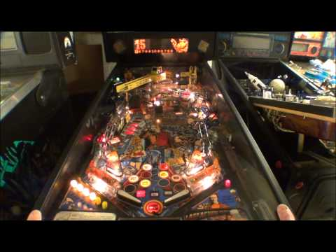 Data East Last Action Hero Pinball machine