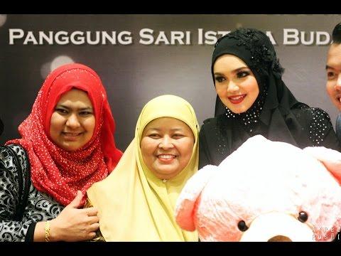 Dato' Siti Nurhaliza : Meet & Greet Di Istana Budaya 1080pᴴᴰ video