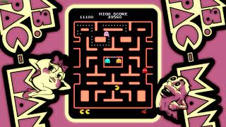 Ms. Pac Man Achievement | Om Nom Nom x4 (Pc)