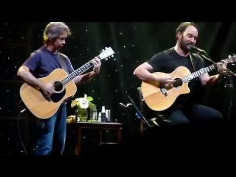 "HD VERSION "" The Maker "" Dave Matthews, Tim Reynolds, McCaw Hall, Dec 7 2010"