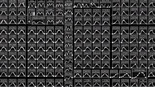 Periodic Matrix of Skratches 1.1.0 ((Over 900 Skratches)) TTM™ Notation 4D Audio-Video App (Black)