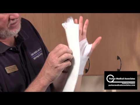Boxer Splint Technique Youtube
