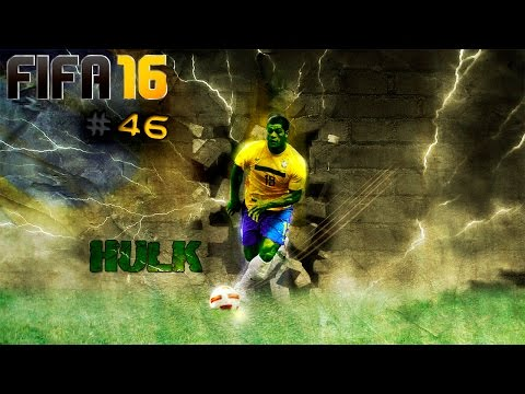 Fifa 16 UT #46 APANHEI UM LAGGER ... + HULK MOTM IN A PACK !