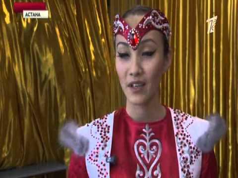 Танец «Адай» становится популярным на Западе!
