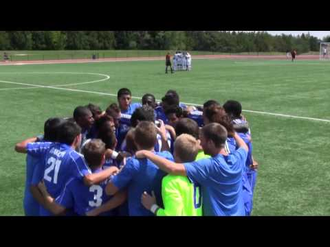 Men's Soccer:  Barton vs Otero Junior College