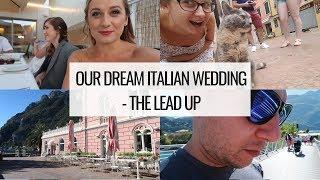 OUR DREAM ITALIAN WEDDING - THE LEAD UP 💕|  VictoriaLaurenxox