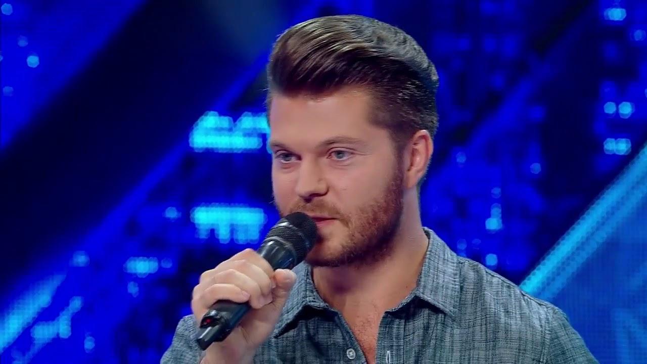 """Daniel Pascu, cel mai """"safe"""" moment de la X Factor"""