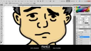 SpeedArt | Ranes Hero | Photoshop Love)))