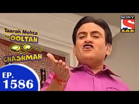Taarak Mehta Ka Ooltah Chashmah - तारक मेहता - Episode 1586 - 15th January 2015 video