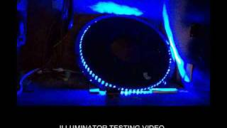 The ILLUMINATOR TEST Video.wmv