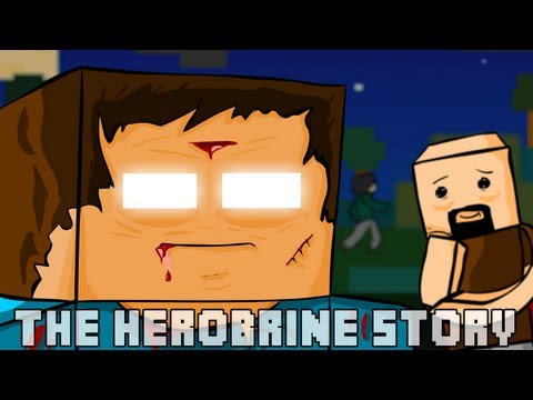 Minecraft Mob Stories - The Herobrine