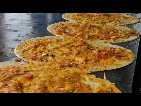 Spicy Masala dosa | crazy masala dosa making | streetfood
